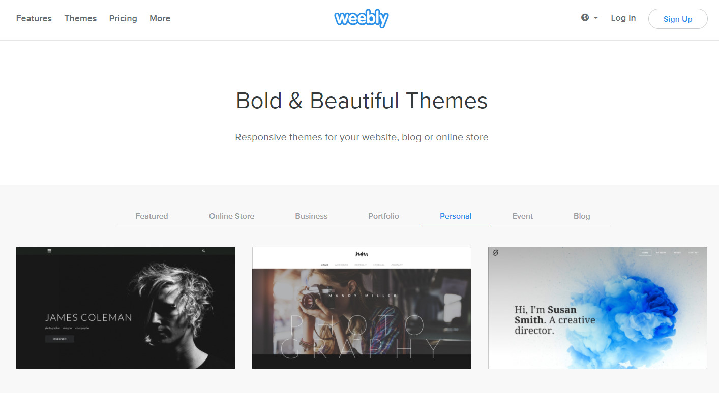 weebly blog, weebly domain, weebly themes, weebly best website builders