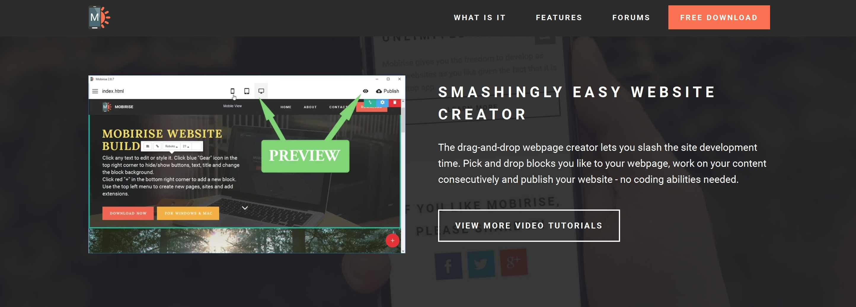 Bootstrap Easy Website Builder Review