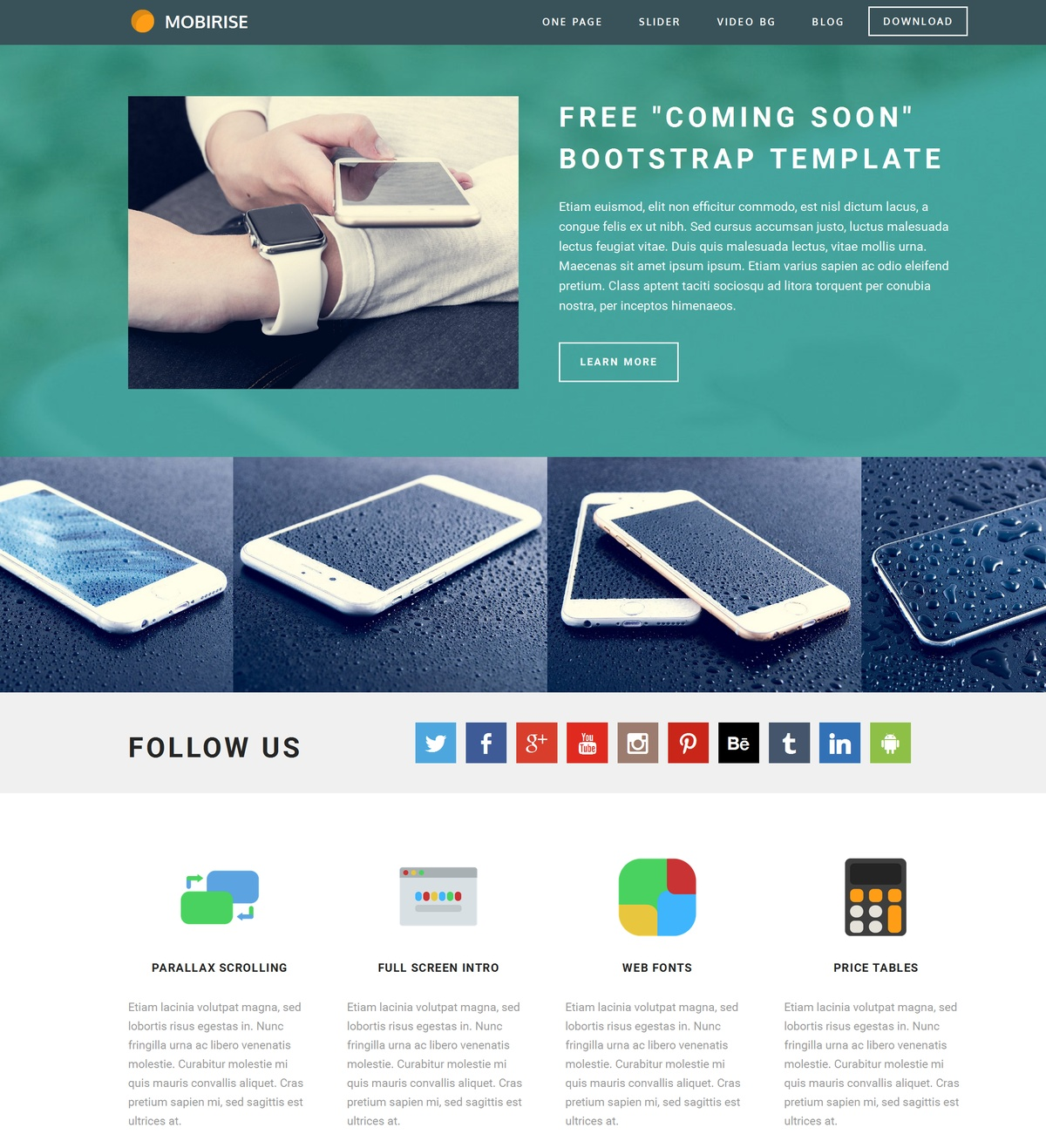 Bootstrap Web Maker