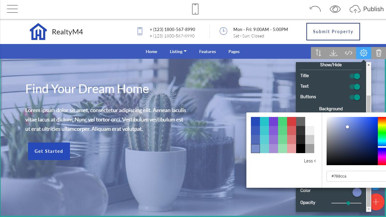 best free website design software