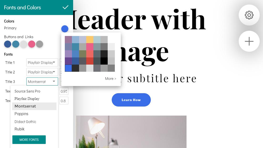 Mobile Web Design Creator